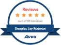 Avvo Reviews - Douglas J. Rudman